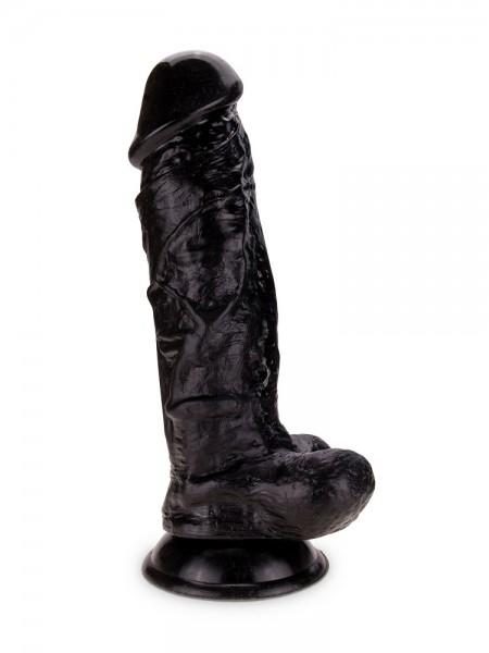 Mr. Cock Dildo 28 cm, schwarz