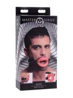 Master Series Sissy Mouth Gag: Mundknebel Lippen