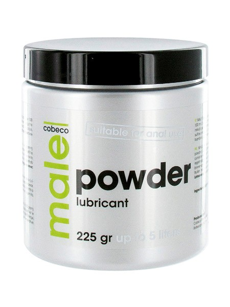 Gleitgel: MALE Powder Lube (225g)