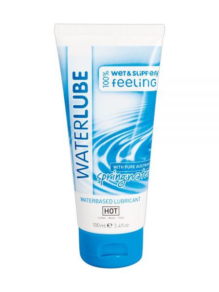 HOT Water Lube Springwater: Gleitgel (100ml)