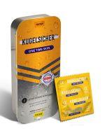 Kugelsicher One Time Skin: Ultra-dünne Kondome, 8er Pack