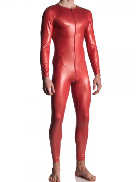 MANSTORE M510: Allover Suit, tabasco