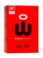 Wingman Kondome, 8er Pack