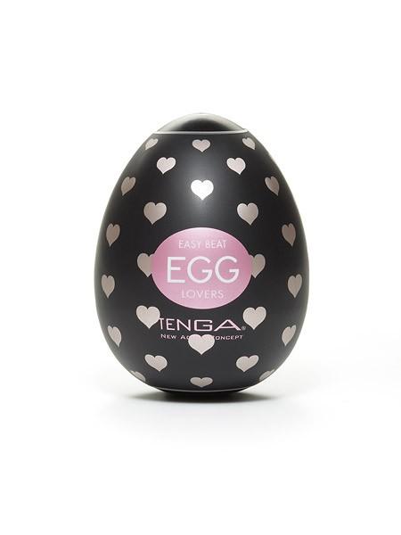 Tenga Lovers Egg: Masturbator