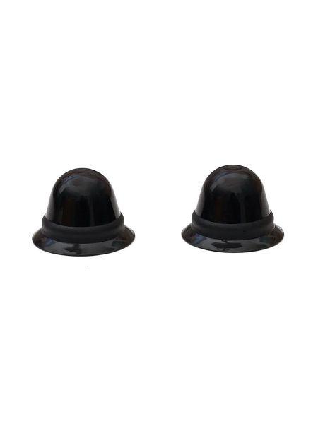 Super Silicone Nipple Suckers: Nippelsauger, schwarz