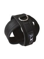 SXY Perfectly Bound: Neopren-Handfesseln, schwarz