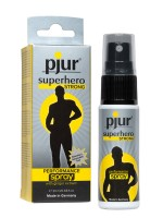 pjur Man: Superhero Strong Performance Spray (20ml)