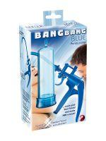 Bang Bang Penispumpe, blau