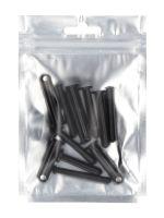 Spare Pin Set: Zubehör Pins für Mancage, schwarz