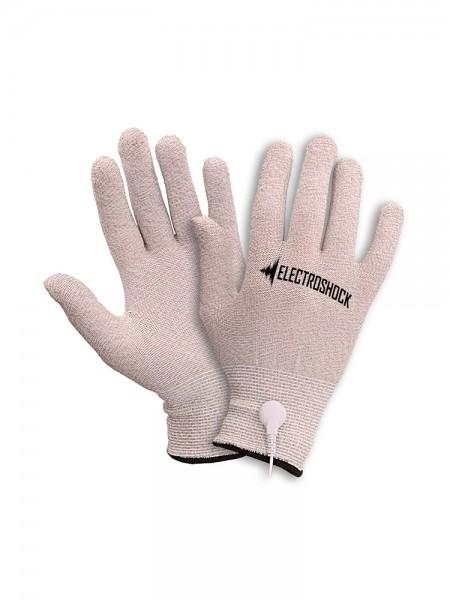 Electro Shock Gloves: Elektro-Handschuhe, grau