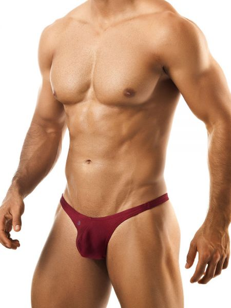 Joe Snyder Bulge01: Bikini Brief, wine
