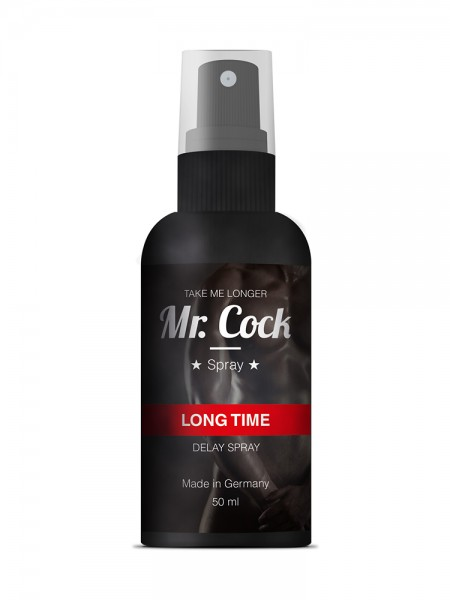Mr. Cock Long Time Delay Spray: Verzögerungsspray (50ml)