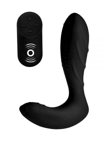 Under Control: P-Punkt-Vibrator, schwarz