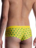 MANSTORE M2059: Beach Hot Pant, gelb