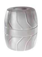 Perfect Fit SilaSkin 2'' Ball Stretcher: Hodenstretcher, transparent