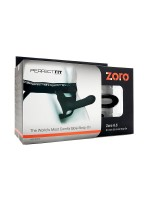 Perfect Fit Zoro Strap-On 6,5'': Strap-On, schwarz
