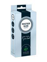 Mister Size: Passgenaue Kondome, 10er Pack