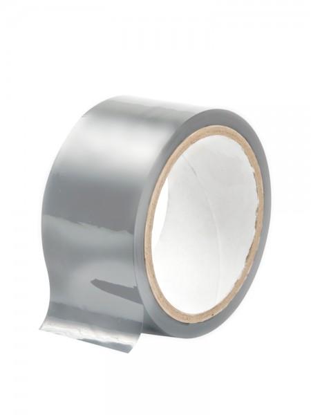 Bondage Tape, silber