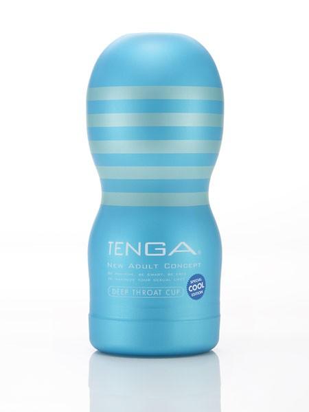 Tenga Cool Edition Deep Throat Cup: Masturbator