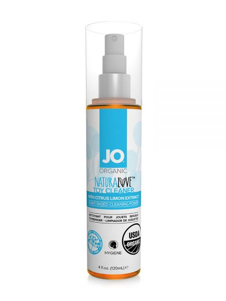 System JO Organic: Toy Cleaner (120ml)