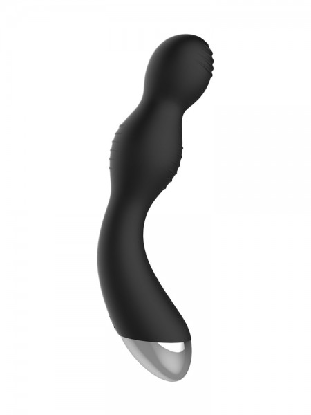 Electro Shock G-Spot: Elektro-G-Punkt-Vibrator, schwarz