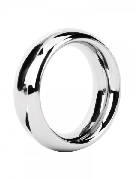 Malesation Metal Ring Rounded Steel: Edelstahl-Penisring
