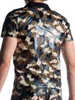 MANSTORE M918: Polo Shirt, camouflage