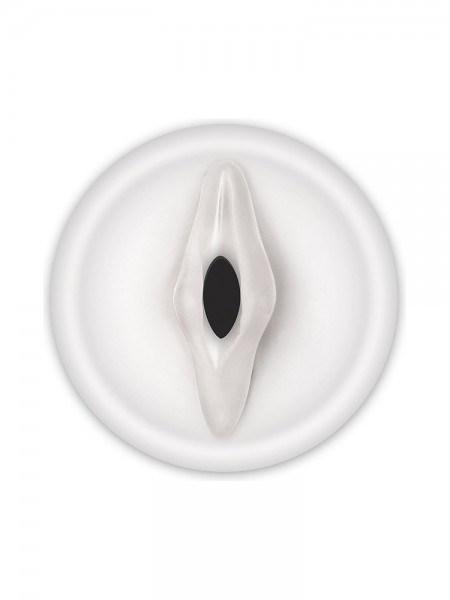 Renegade Vagina Donut: Penispumpen-Aufsatz, transparent