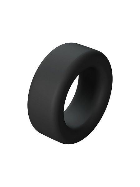 Love to Love Cool Ring: Cockring, schwarz