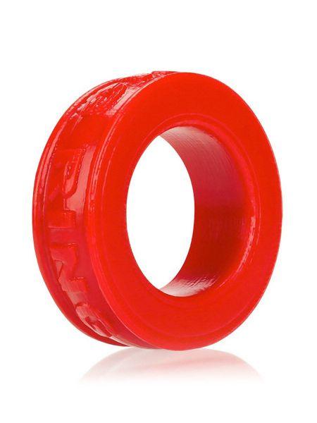 Oxballs Pig-Ring: Penisring, rot