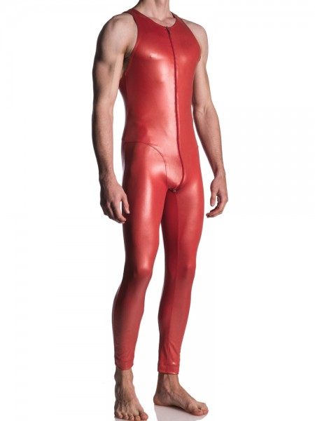 MANSTORE M510: Athletic Suit, tabasco