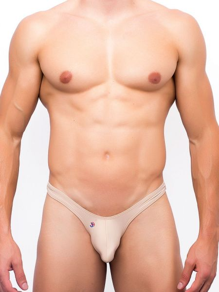Joe Snyder Bulge02: String, nude