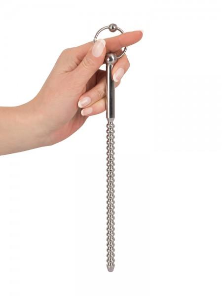 Sextreme Dip Stick Ribbed: Aluminium-Dilator