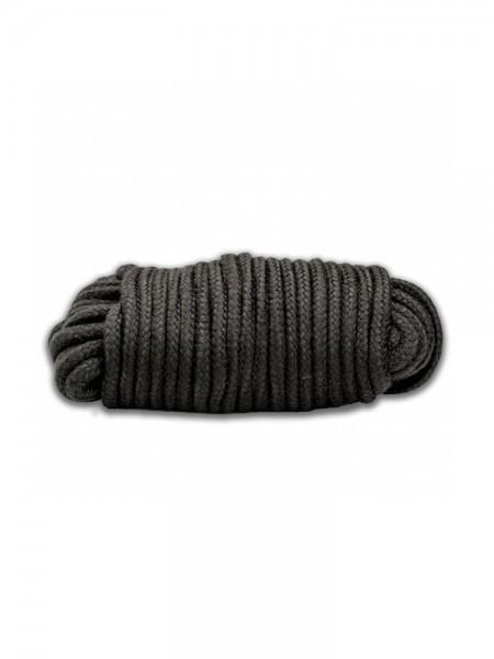Bondage Rope: Fesselseil, schwarz (10m)