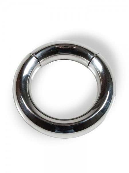 Stainless Steel Magnetic: Edelstahl-Hodenring (45mm)