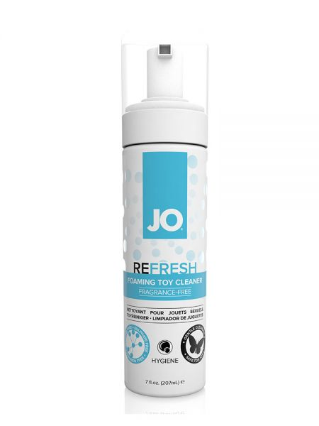 System JO Refresh Foaming: Toy Cleaner (207ml)