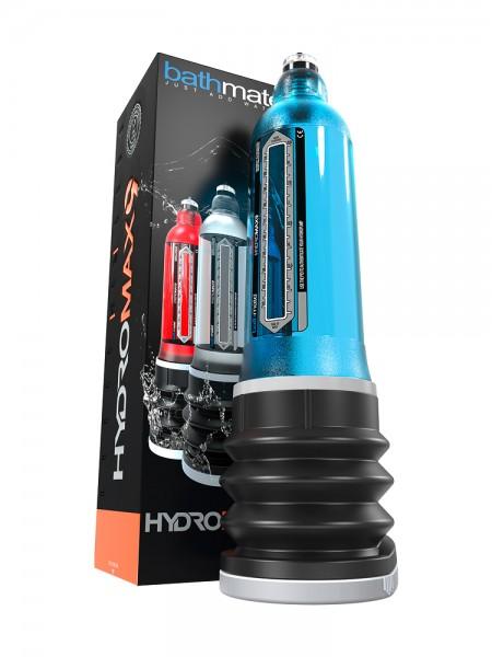 Bathmate Hydromax 9: Penispumpe, blau