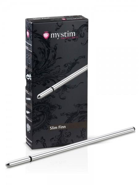 Mystim Slim Finn: Elektro-Harnröhrendehner (Dilator)