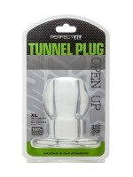 Perfect Fit Tunnel Plug Extra-Large: Analtunnel, transparent