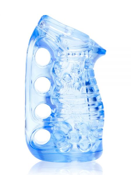 Fleshlight Fleshskins Grip: Masturbator, blue ice