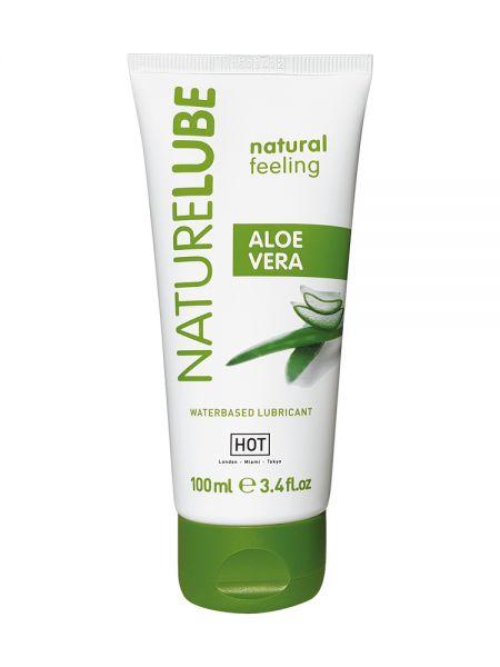 HOT Nature Lube Aloe Vera: Gleitgel (100ml)