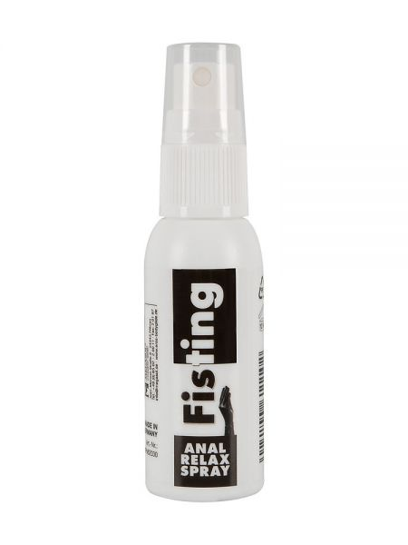 Fisting: Anal Relax Spray (30ml)