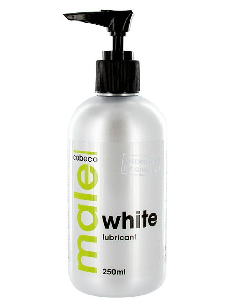Gleitgel: MALE White Lube (250ml)