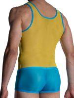 MANSTORE M963: Sport Body, gelb