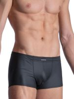 MANSTORE M2111: Micro Pant, schwarz