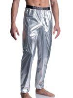 MANSTORE M2104: Long Pant, silber