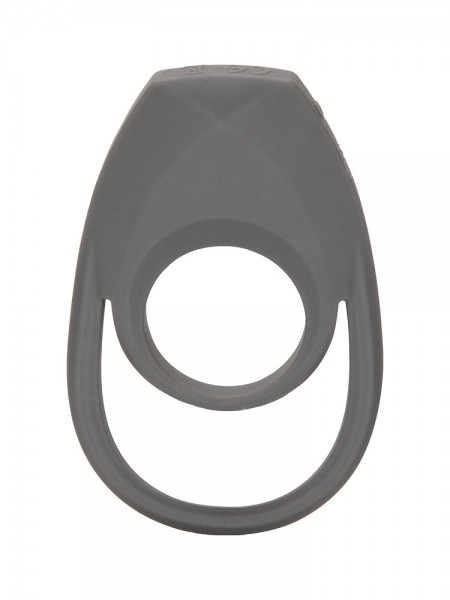 Apollo Support Ring: Vibro-Penis-/Hodenring, grau