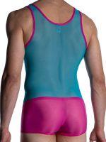 MANSTORE M963: Sport Body, blau