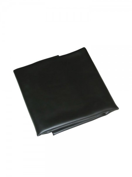 Naked Neoprene Playmat: Neopren-Bettlaken 120x200cm, schwarz
