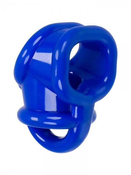 Ballsling: Penis-/Hodenring, blau